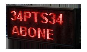 PTS LED Display